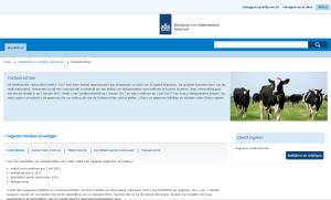 site fosfaatrechten RVO